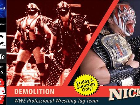 Podcast: WWE Superstars: Demolition