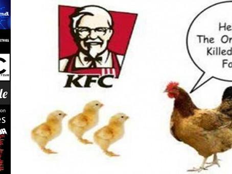 PSA: A Free KFC Event