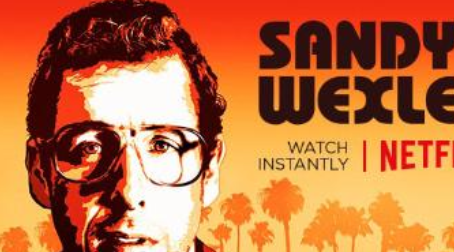 Movie Review: Sandy Wexler