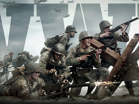 Game Review: Call of Duty: WWII