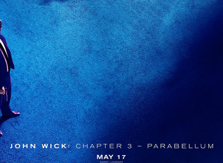 John Wick: Parabellum; To See or Not To See