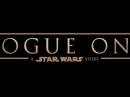 Star Wars goes Rogue!