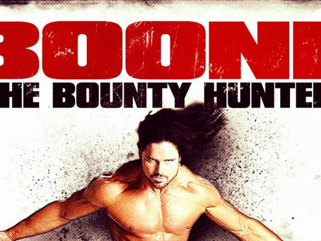 Movie Review: Boone The Bounty Hunter