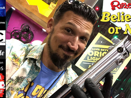 Podcast: Curtis from Ripley's Believe It or Not