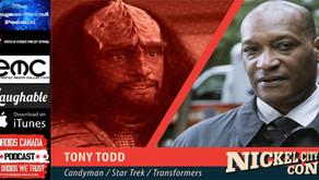 Tony Todd from Candy Man