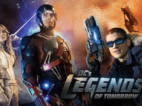 TV Review: Legends of Tomorrow