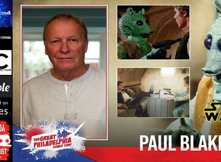 Interview: Paul Blake from Star Wars