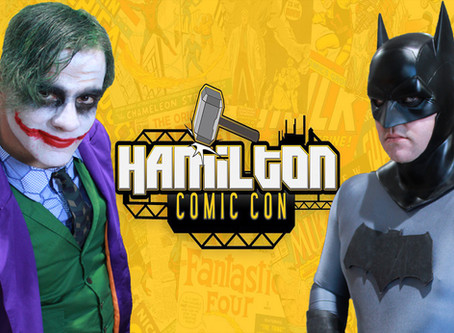 Hamilton Comic Con will run wild on you!