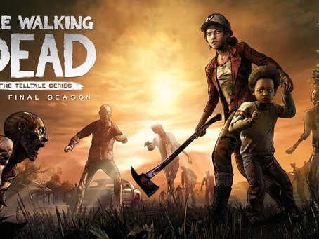 Game Review: TellTale's The Walking Dead