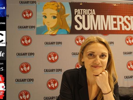 Patricia Summersett(Zelda) from The Legend of Zelda