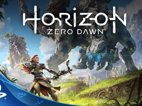 Game Review: Horizon: Zero Dawn