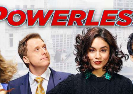 TV Review: Powerless