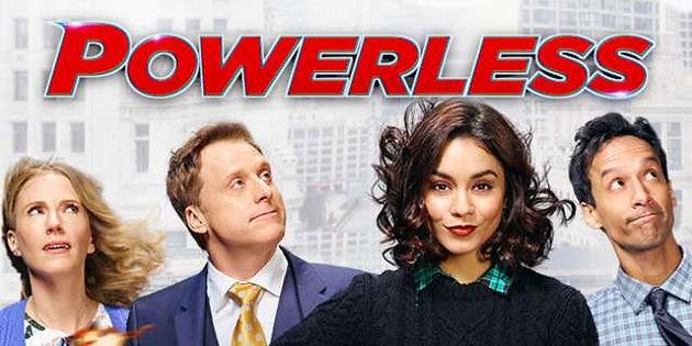 powerless on netflix