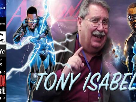 Interview: Black Lightning Creator, Tony Isabella