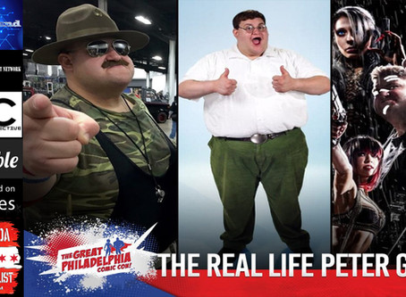 Interview: The Real Life Peter Griffin