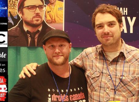 Jonah Ray from MST3K, Meltdown and Nerdist Podcast