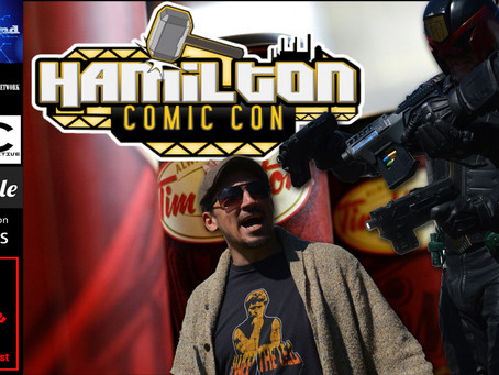 Podcast: Hamilton Comic Con and The Great Timmies Debacle