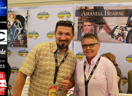 Amanda Bearse from Married with Children