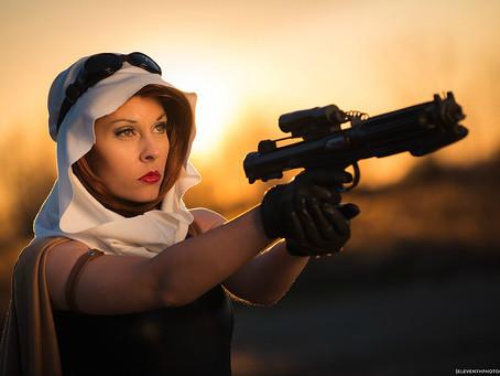 Cosplayer Spotlight: Ammie Cosplay