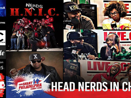 Head Nerds In Charge