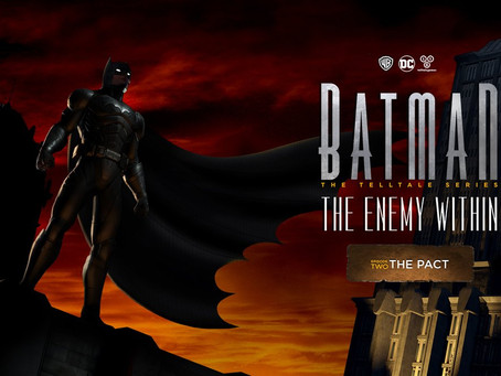 "Game Review: Batman: The Enemy Within - ""The Pact"""