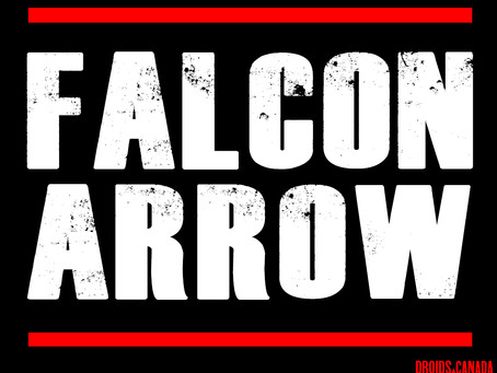 Falcon Arrow - The Exploding Barbed Wire Deathmatch