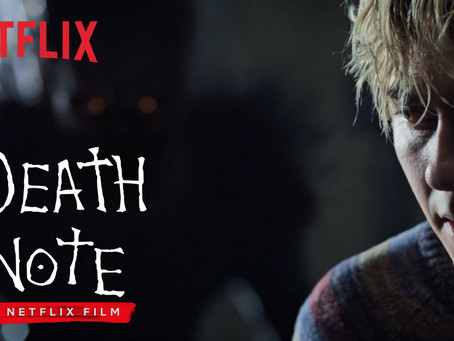 Movie Review: Death Note