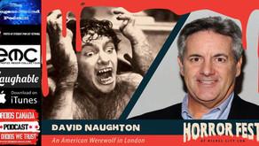 David Naughton From An American Werewolf in London
