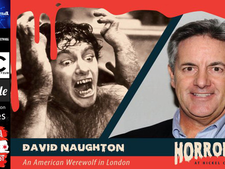 David Naughton From An American Werewolf in London