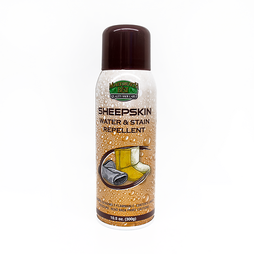 Moneysworth & Best Sheepskin Water & Stain Repellent