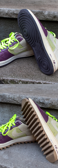 Nike Sneaker Custom Restoration