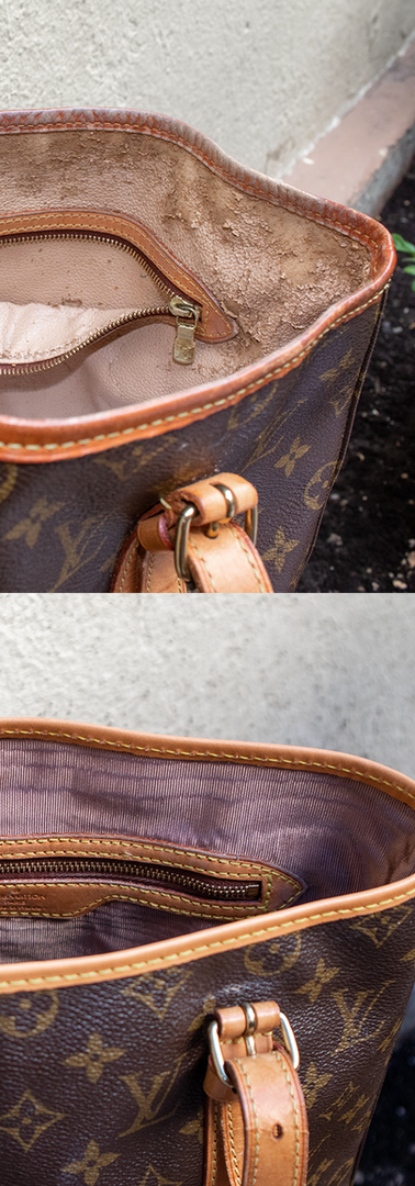 Louis Vuitton Lining Restoration