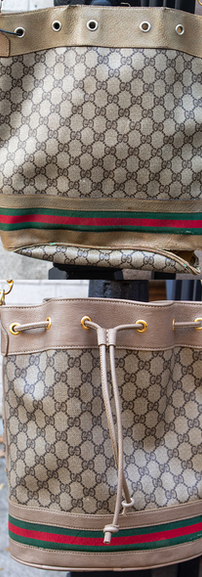 Gucci Purse Leather Restoration