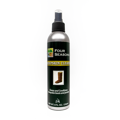 Four Seasons Sheepskin Cleaner