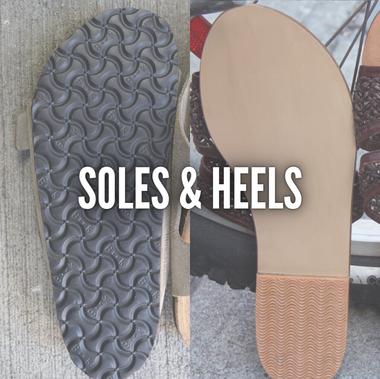 SOLES & HEELS