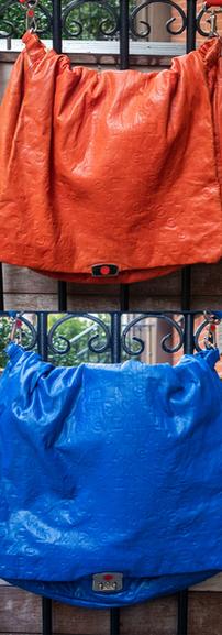 Marc Jacobs Recolor Services (Orange to Blue)