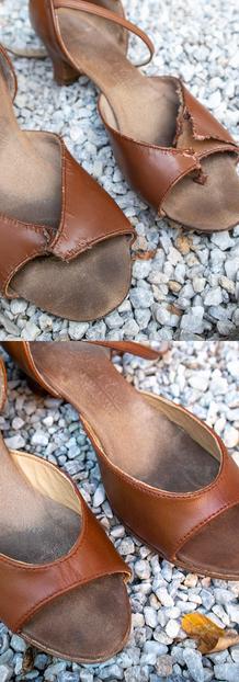 Dance Shoe Restoration