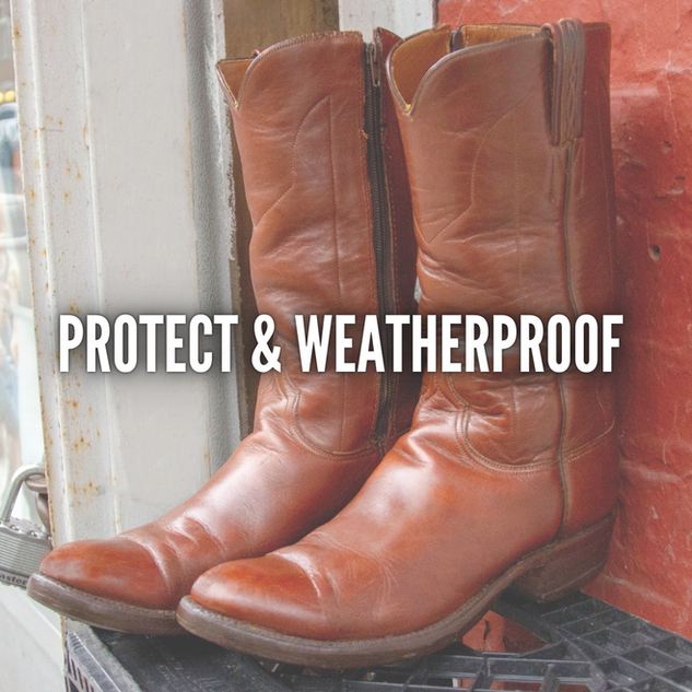 PROTECT AND WEATHERPROOF