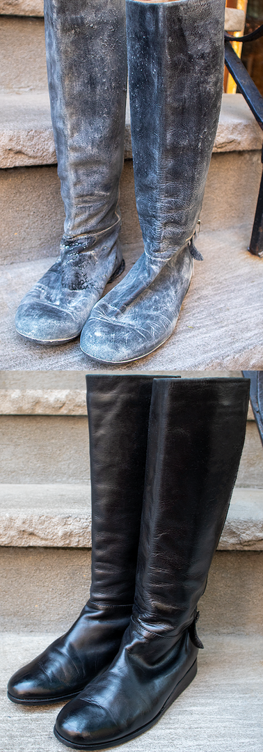 Boot Restoration