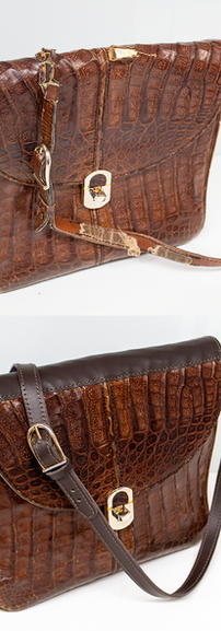 Custom Bag Restoration