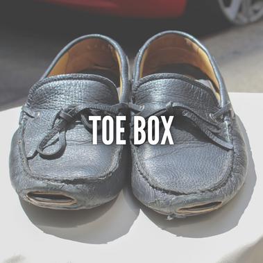 TOE BOX