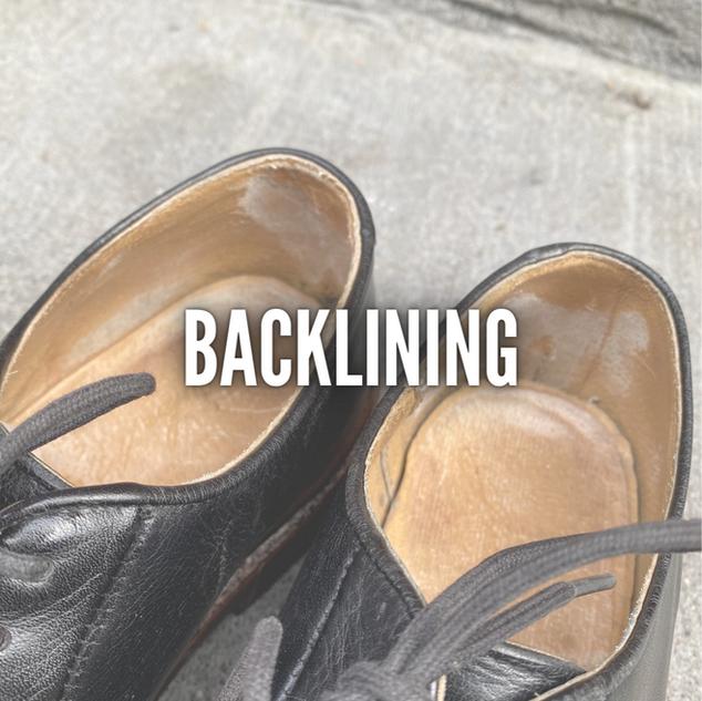 BACKLINING