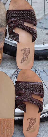 Sandal Sole & Heel Restoration