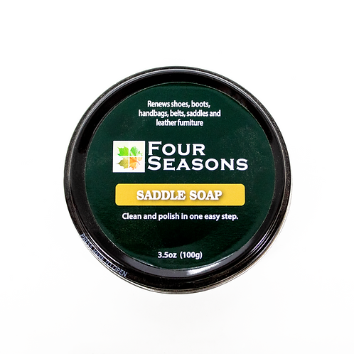 Four Seasons Saddle Soap