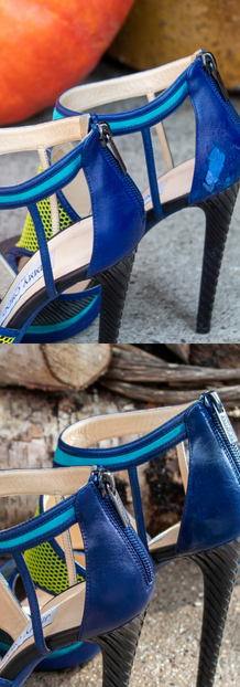 Jimmy Choo High Heels: Touch Up