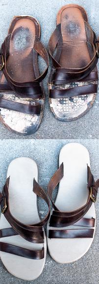 Sandal Restoration