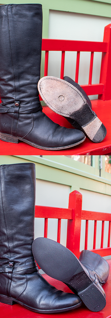 Frye Boots: Sole & Heel Guards