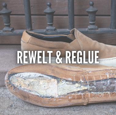REWELT & REGLUE SERVICES