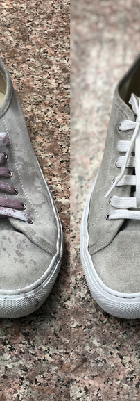 Sneaker Cleaning Restoration