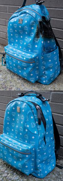 MCM Backpack Restoration